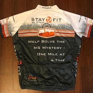 1ad9aa3f4e5 Primal Shirts | Mens Unisex Cycling Jersey From Bike Ms | Poshmark